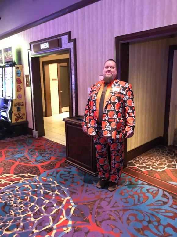 BIG MAN THE CAGE MAN