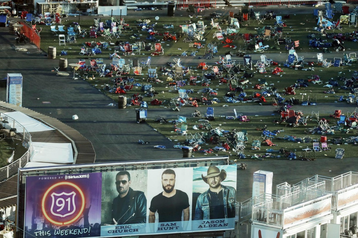 Las Vegas Court Approves $800M Settlement for 2017 Shooting Victims